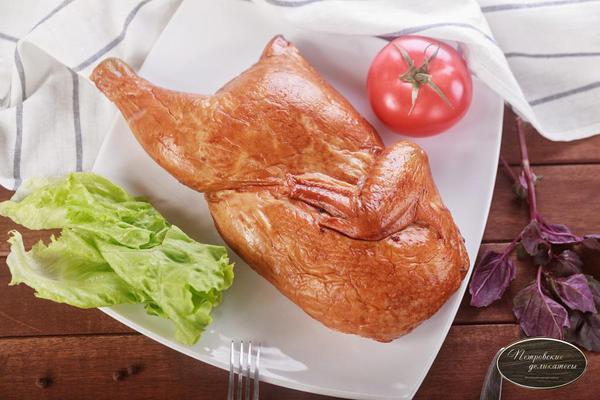 1/2 цыплёнка