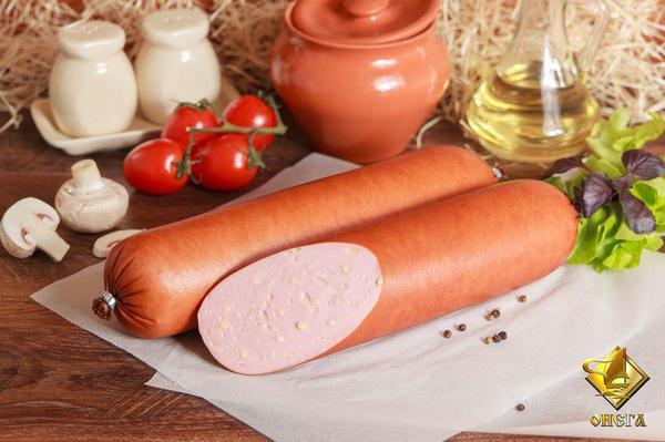 Колбаса Классическая с сыром